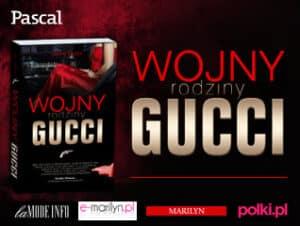 Książka Wojny rodziny Gucci