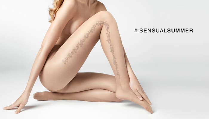 #sensualsummer – nowa kolekcja rajstop