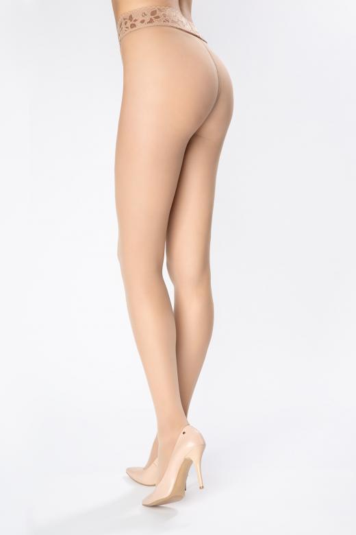 Jedwabiste rajstopy erotic silk 30 lux line