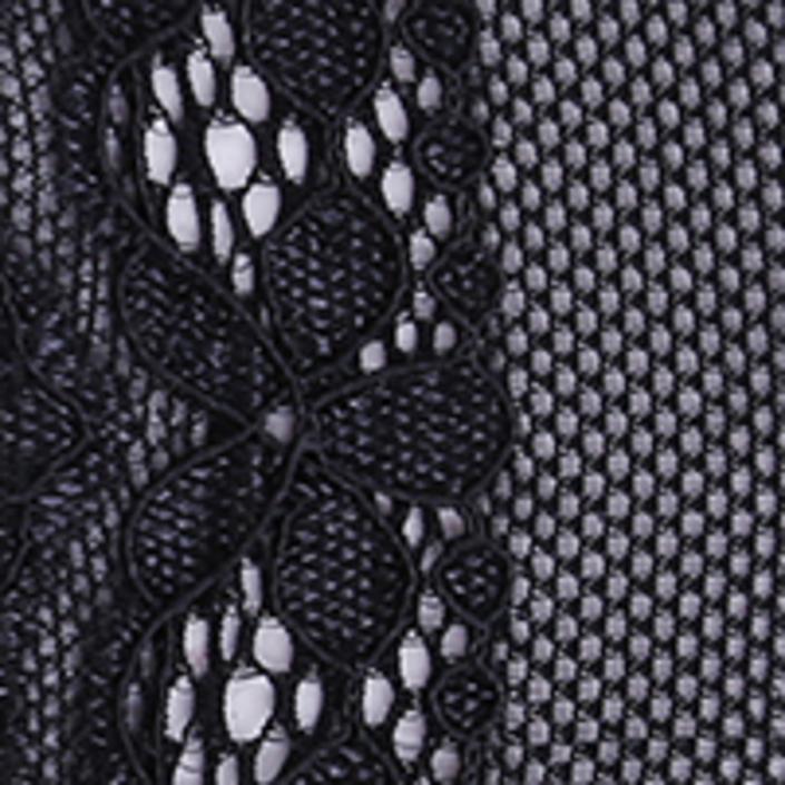 Koronkowe skarpetki stopki lace p31 black