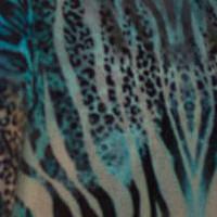 Wzorzyste Pareo Plażowe Madame Butterfly Lime Marilyn